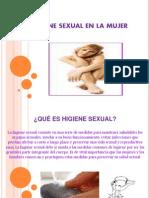 Higiene Sexual en La Mujer