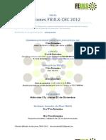 Reglamento elecciones ULS 2012 - 2