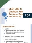 BL05A 1 Chemical & Physical Phenom on En