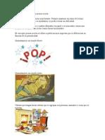 Diferencia Entre Comic y Prensa Escrita