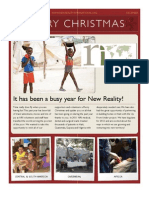 NRI Christmas Newsletter 2011