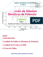 03-Capitulo I - Analisis de Fallas en SEP - I Parte