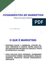 Fundamentos de Marketing - MKT