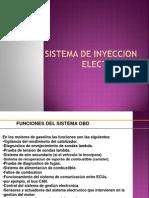 Sistema de Inyeccion Electronic A Expo 1