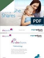 SheShares Social Media Report