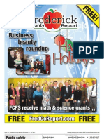 Frederick County Report 12/14/11