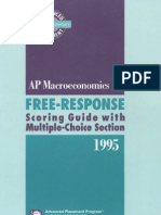 AP1995 Macroeconomics RE