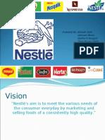 Nestle Business Presentation