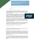 Factors Affecting WLAN Performance 07-05-08