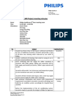 111201 MRI Philips Internal Meeting