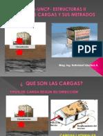 E-II 2011-2,Metrados de Cargas (30-09, 14-10)