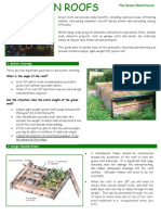 DIY Green Roof Guide