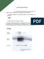 El Diodo Semiconductor