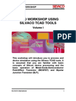 TCAD Workshop Volume I