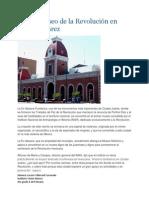 Nuevo Museo de la Revolución en Ciudad Juárez
