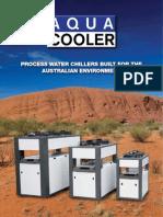 Aqua Cooler Industrial Process Chiller Brochure 2009