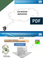Los Nuevos Impuestos ECUADOR