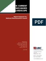 The Current Evidence-Based Medicine Landscape