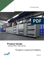 Bizhub PRO 1200 Series Product Guide 4.8