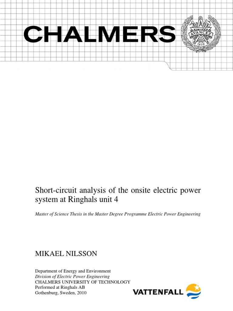 Airport chalmers master thesis