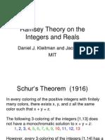 Ramsey Theory Presentation