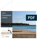 Care Foundation Concept  - Arun Nalappat Constructions