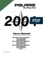 2004 Polaris Parts Manual