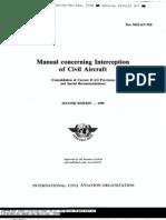 Doc9433 Interception Manual