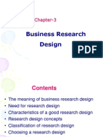 Chapter-3 Reasearch Design