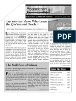 E-Newsletter - Newsletter - ALBASEERAH.ORG - The Quraan - The Greatest Book