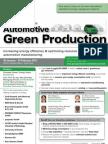 International Congress Automotive Green Production