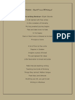 My Poems_Elijah Odundo