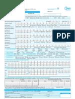 DWS Tax Saving Fund Application Form