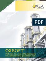 OXSOFT Brochure