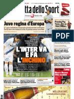 Gazzetta dello Sport - 14/12/2011
