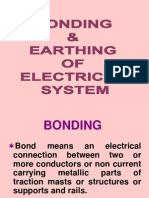 Bonding & Earthing (Final)