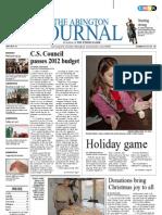 The Abington Journal 12-14-2011