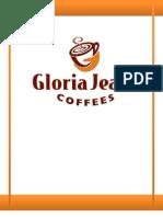 Gloria Jean's Coffees.
