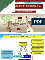 Comprensión y producción UANCV 2011
