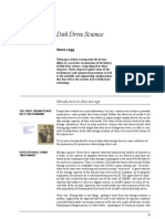 Disk Drive Science Copy