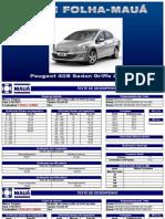 Peugeot 408 Sedan Griffe 2.0 16V