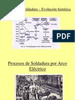 Procesos de Soldadura Por Arco Electrico