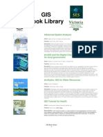 GIS Library Books