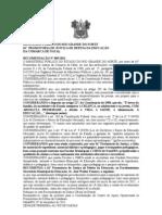 RECOMENDAÇÃO N 005 LICITAÇÃO MATERIAL PEDAGOGICO CMEI'S