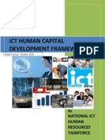 ICT Human Capital Framework