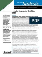 Revision Economica Chile 2010- OCDE