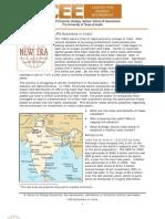 LPG Subsidies in India