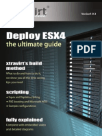 XD10118 Deploy ESX - The Ultimate Guide