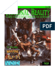 Fictional Reality Issue 00