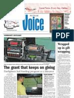 Putnam Voice - 12/14/11